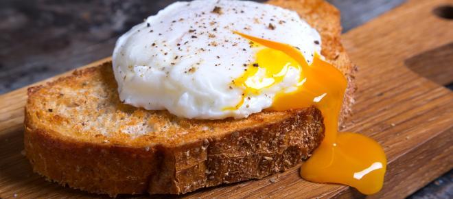 Estudio reveló que el consumo de huevo no esta relacionado con problemas cardiovasculares