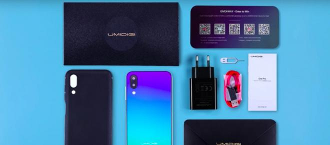 UMIDIGI One series opens exclusive sale on AliExpress at a price of $139.99