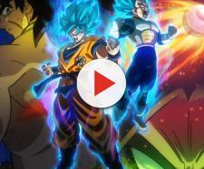 Dragon Ball Super: Broly, enseña a los personajes en otro nivel de poder