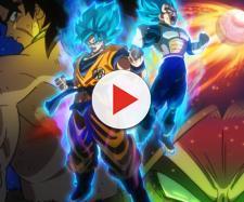 Dragon Ball Super: Broly va a tener mejoras significativas con los efectos visuales