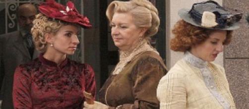 Anticipazioni Una Vita: Cayetana confessa a Susana e Celia i delitti che ha commesso Ursula