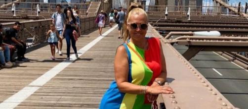 Belén Esteban comparte las primeras fotografías de su viaje a New York