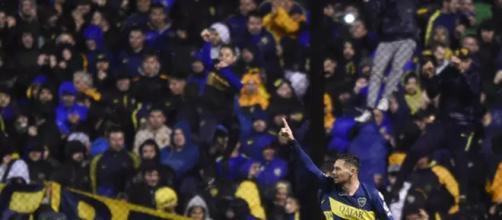 Boca Juniors venceu o Libertad