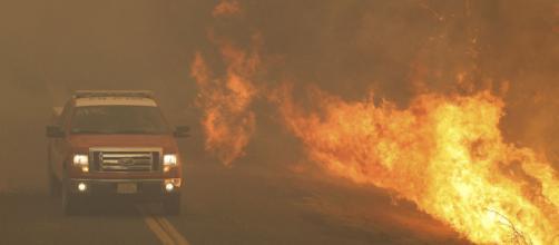 California ya sufre los incendios más grandes de su historia