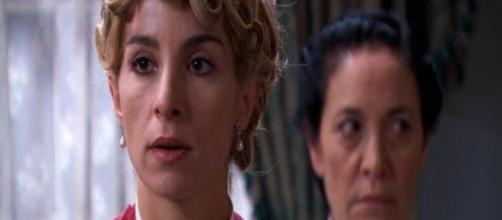 Cayetana rivela di essere figlia di Fabiana e di chiamarsi Anita.