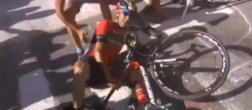 Ciclismo, Nibali dopo essere operato torna ad allenarsi