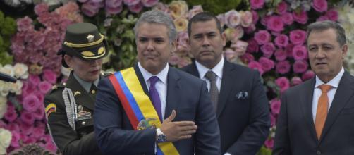 El nuevo presidente de Colombia, Duque, quiere hacer correctivos en el tratado de paz