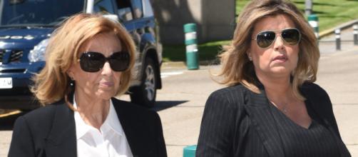 María Tersa Campos habla de cómo ha sobrellevado las noticias médicas de su hija