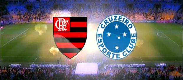 Flamengo X Cruzeiro se enfrentam no Maracanã