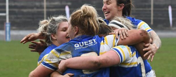 Leeds Rhinos women ran out 20-14 winners against their Castleford opponents in the Challenge Cup Final. (Image - Challenge Cup/ twitter.com