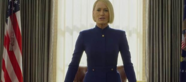 "Sale tráiler de ""House of cards"", sin Kevin Spacey"