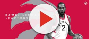 Kawhi Leonard is set for his debut season with the Toronto Raptors [Image Source: Sporting News - YouTube]