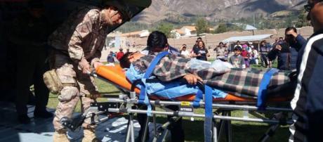 Dieci persone sono decedute durante un banchetto post funerale