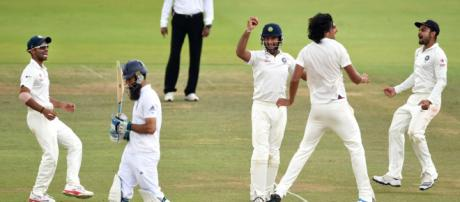 England v India, 2nd Investec Test, Lord's ... -(Image via espncricinfo/Twitter)