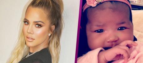 Khloé presume de su bebé con tiernas fotos causando sensación entre los fans