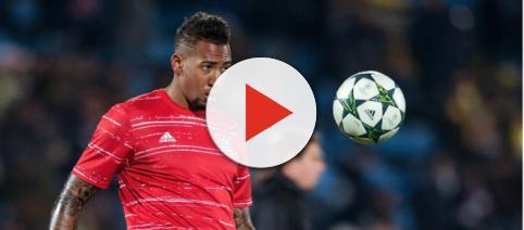 Den Ball fest im Blick - Jerome Boateng