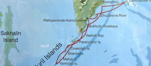 124 - La Ceinture de Feu du Pacifique #1 Les Îles du Commandeur ... - eklablog.fr