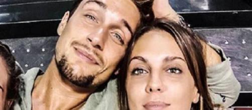 Andrea Dal corso posta una foto bollente su Instagram con Martina