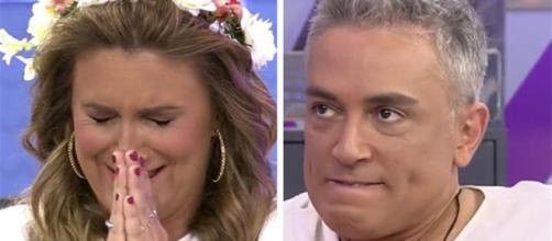 Carlota Corredera desvela el incidente sucedido entre ella y Kiko Hernández el día de su boda