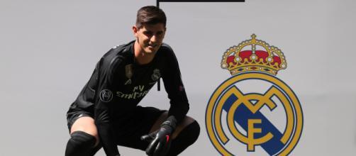 Courtois firma contrato y se presenta como refuerzo del Real Madrid