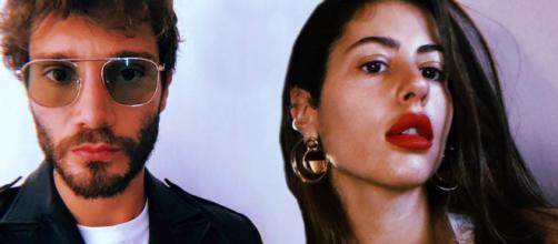 Gossip: Stefano De Martino mostra il 'lato b' a bordo piscina con Gilda Ambrosio.