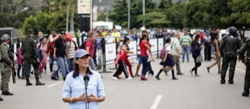 La embajadora de EEUU ante la ONU expresó que ya Maduro debe ser condenado e irse