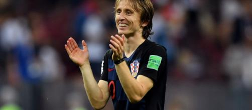 Luka Modric - Centrocampista Real Madrid