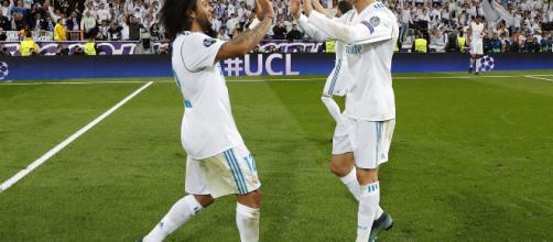 Marcelo podría unirse a Cristiano Ronaldo