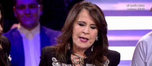Mari Ángeles Delgado, madre de Aída Nízar, es rechazada oficialmente por la cuenta de Twitter de Gran Hermano VIP