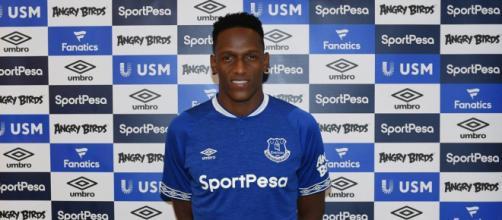 Yerry Mina se convierte en nuevo jugador del Everton por 30 millones de euros
