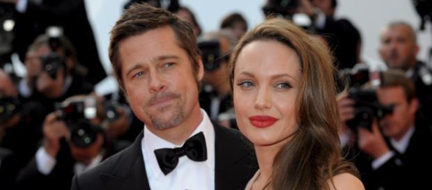 Angelina Jolie acusa a Brad Pitt de no hacerse cargo de sus hijos