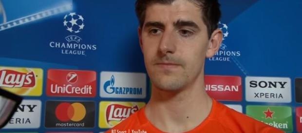 Chelsea to sell Thibaut Courtois to Real Madrid, contract to the end of 2023-24 season - Image credit - BT Sport | YouTube