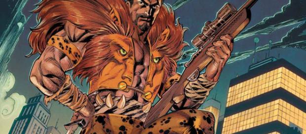 Imagen de Kraven el cazador, enemigo de Spider-Man