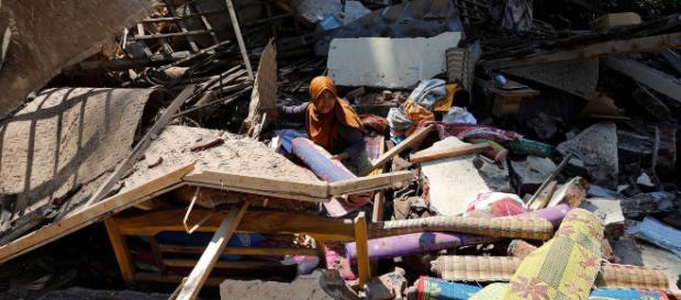 Indonésie : plus de 70 000 personnes sans domicile après le séisme ... - parismatch.com
