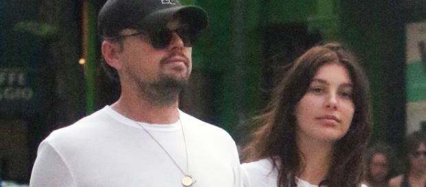 Leonardo DiCaprio tiene nueva novia, la modelo argentina Camila Morrone