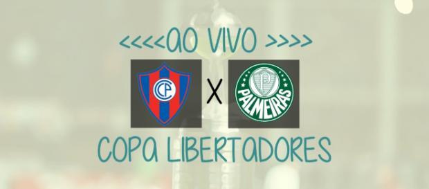 Libertadores: Cerro Porteño x Palmeiras