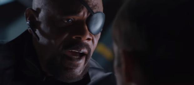 Nick Fury will Peter Parker's new mentor in 'Spider-Man: Far From Home' [Image Credit: Scopian01/YouTube]