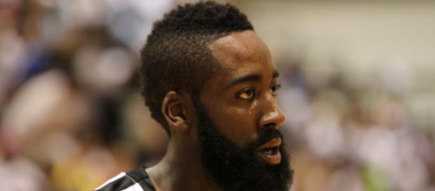 Photo of James Harden [Image Source: GAMEFACE-PHOTOS - Flickr]