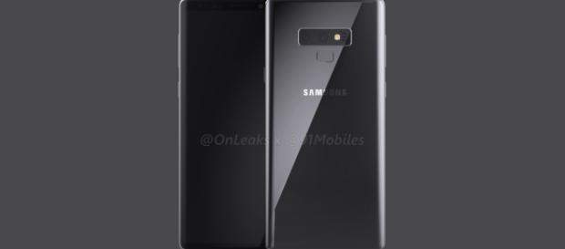 Salieron a luz pública nuevos detalles del Galaxy Note 9