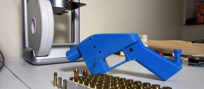 ESTADOS UNIDOS/ Autoridades buscan bloquear las armas que se descargan e imprimen en 3D