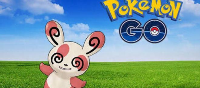 Pokemon GO Spinda: August Field Research, catch Spinda by spinning Pokestop discs