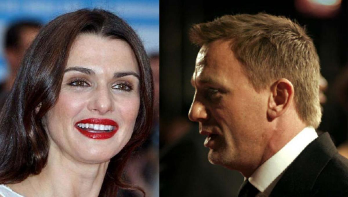 Daniel Craig And Rachel Weisz Welcome A Baby Girl