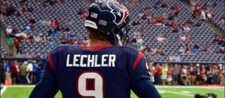 A veteran punter of 18 years, Shane Lechler was released by the Houston Texans. [Image Source: Flickr | Karen]