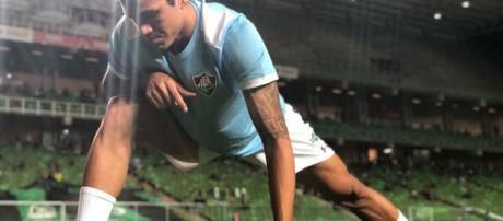 Apesar de interesse de clubes do exterior, Pedro fica no Fluminense em 2018 (Foto: Globoesporte)