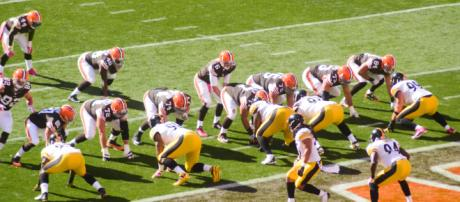 Shadows have been long over the Cleveland Browns competing with division rival Pittsburgh. [Image via Flickr - by Erik Daniel Drost]