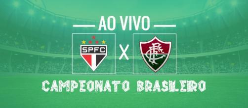 Campeonato Brasileiro: São Paulo x Fluminense ao vivo