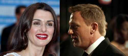 Daniel Craig and Rachel Weisz welcome a baby girl. [Images: Weisz - Georges Biard/Craig - Caroline Bonarde Ucci/Wikimedia\