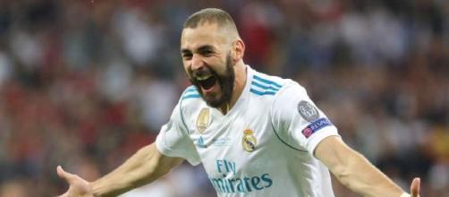 doblete y récord para Karim Benzema