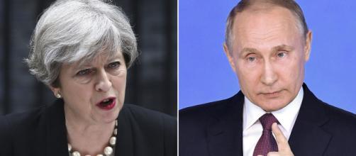 El gobierno de Theresa May está considerando nuevas sanciones contra Rusia
