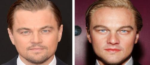Estátua de Leonardo diCaprio. (Foto/Reprodução via Google).